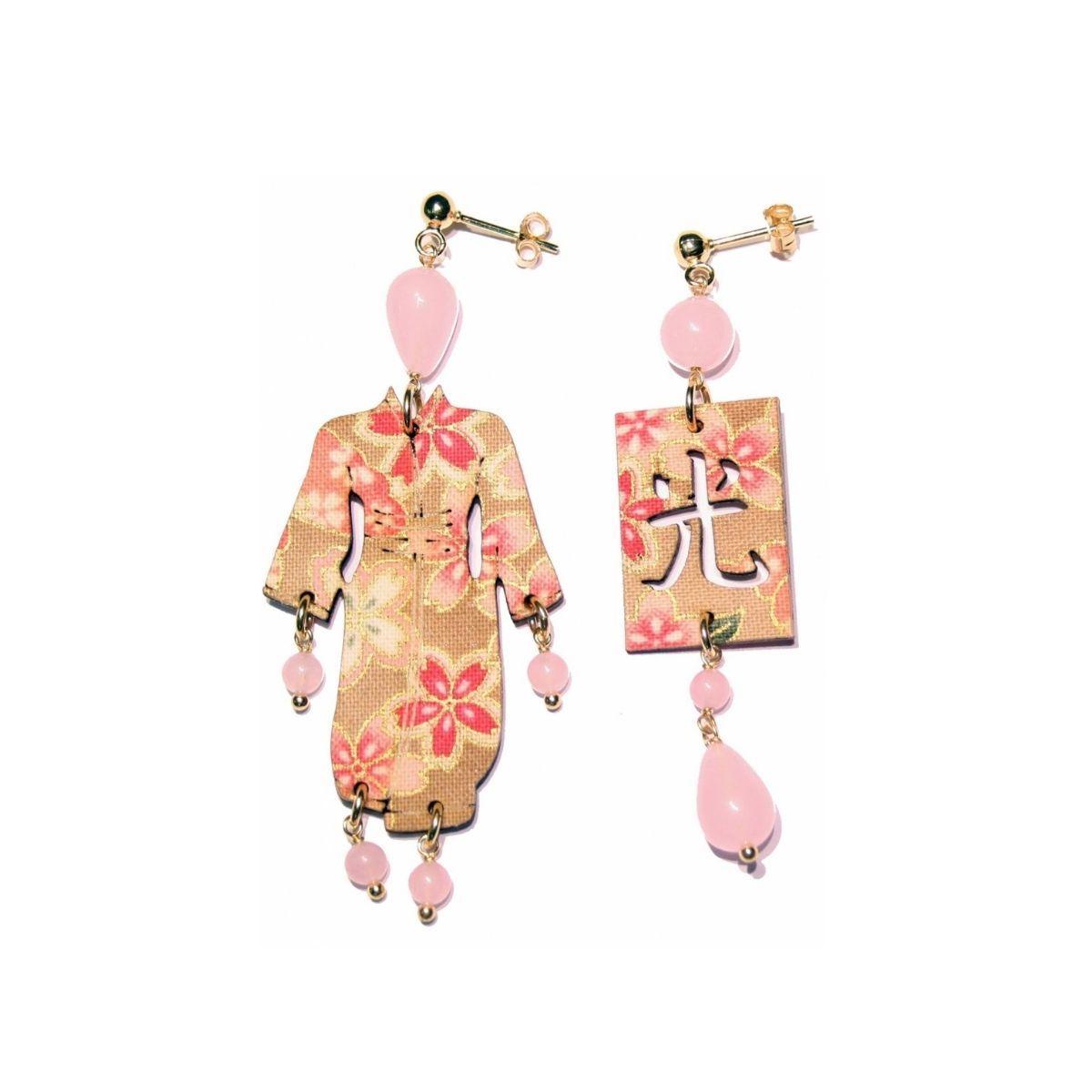 lebole-orecchini-kimono-rosa